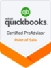 Certified QuickBooks Point-of-Sale